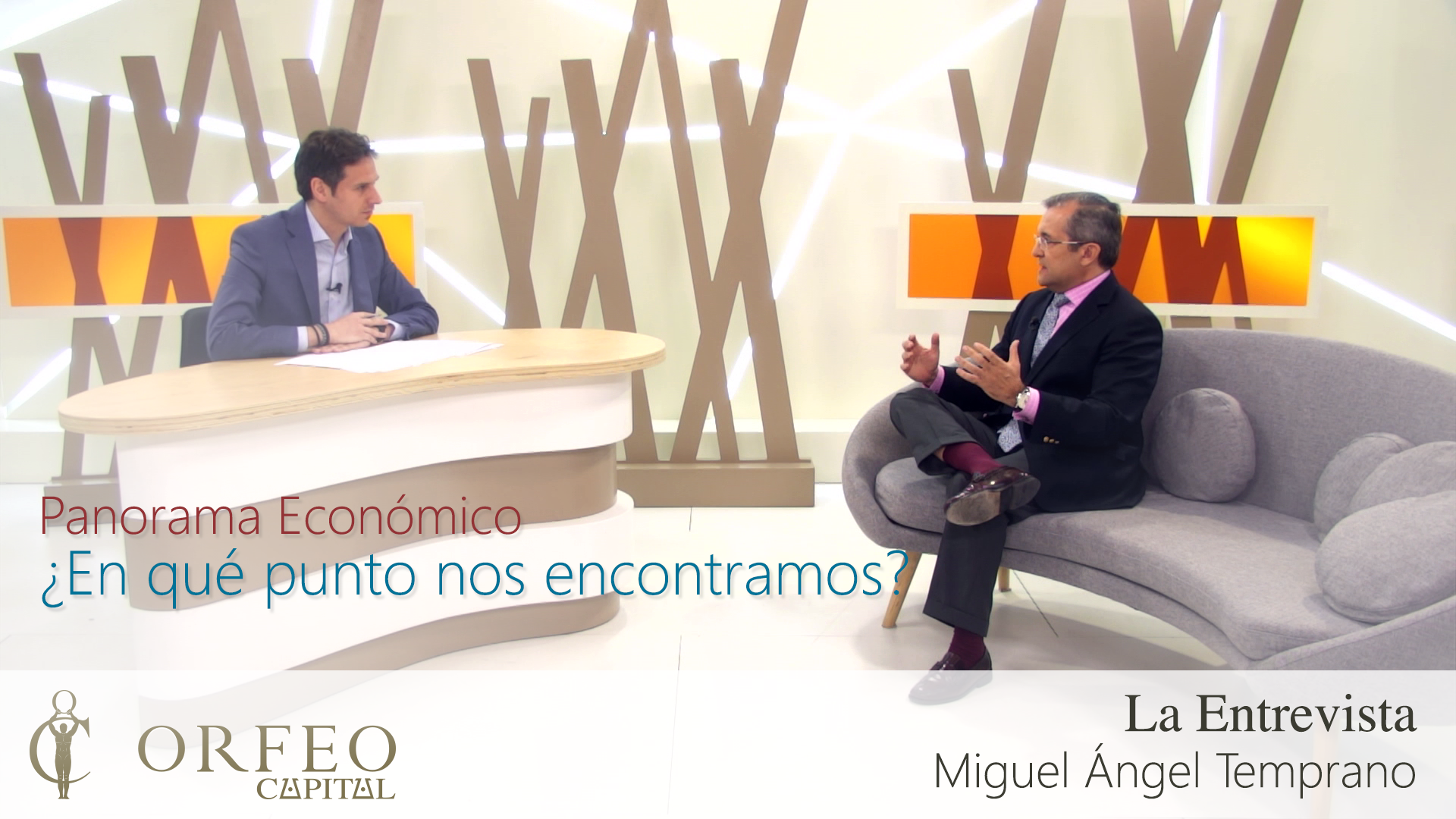 Interview with Miguel Ángel Temprano in the review of the current economic panorama – The Interview